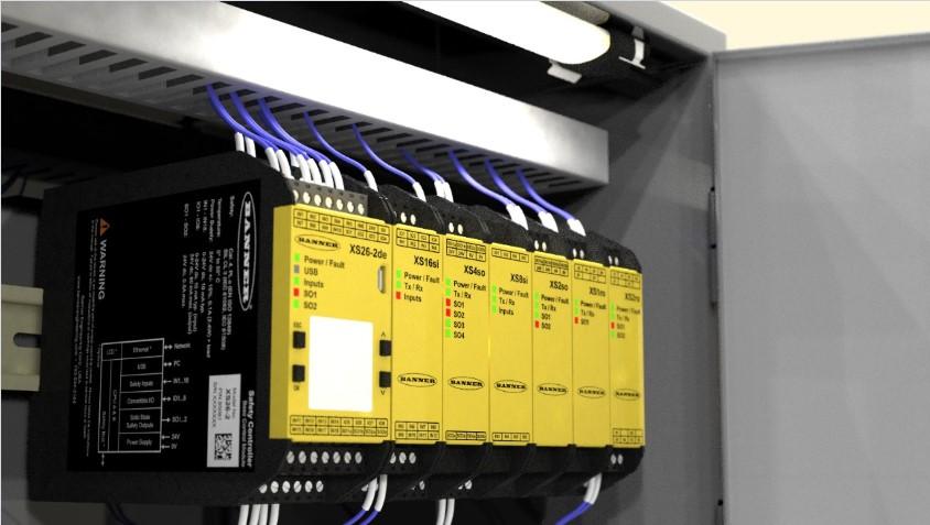 ¿Como elegir un controlador de seguridad industrial?