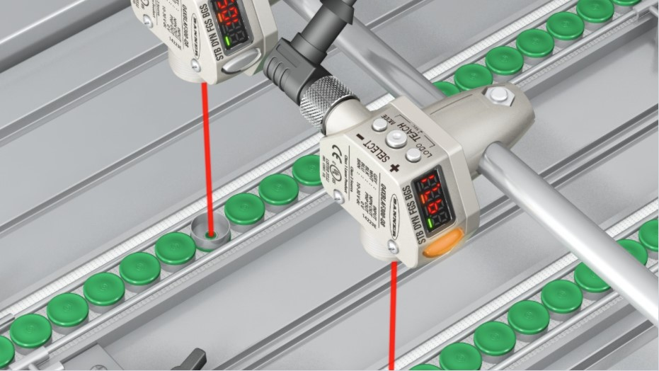 Selección del sensor: explicación de las especificaciones del sensor láser